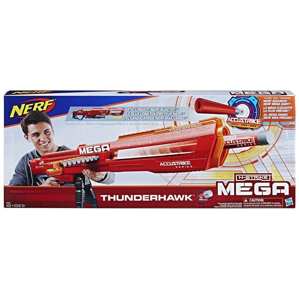 Nerf N-Strike Mega Série AccuStrike Thunderhawk