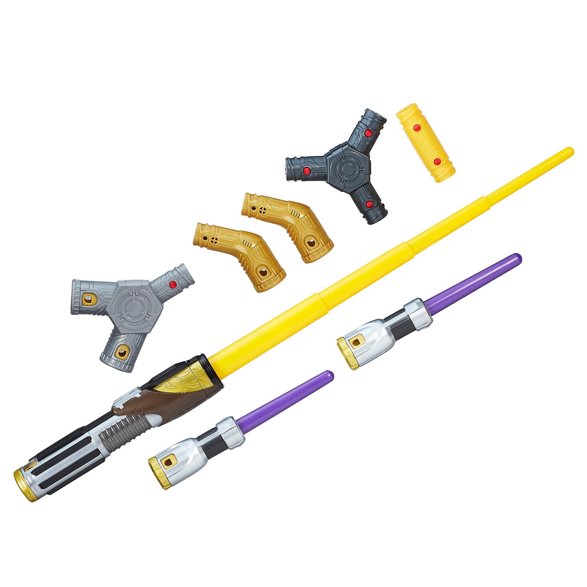 Star Wars: Os Últimos Jedi Bladebuilders - Sabre de luz Cavaleiro Jedi