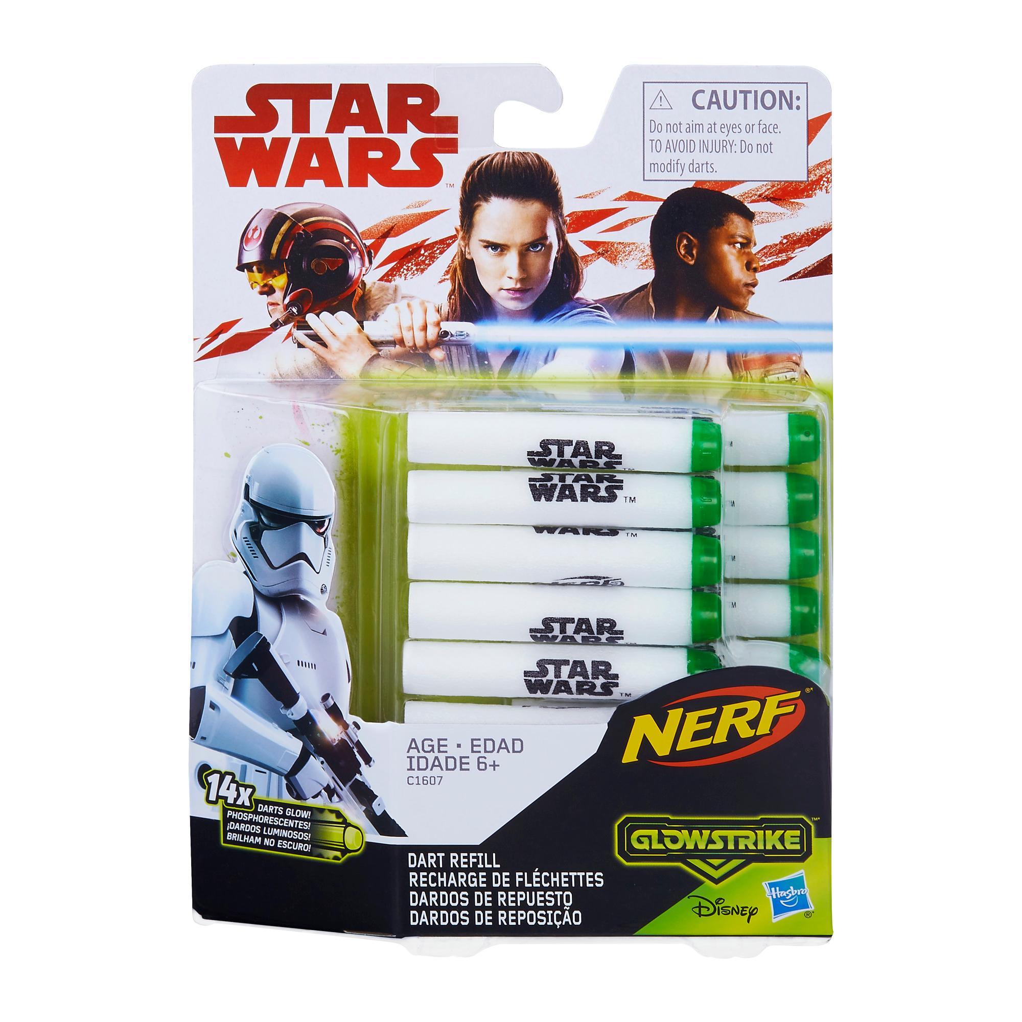 Star Wars - refil de dardos Nerf