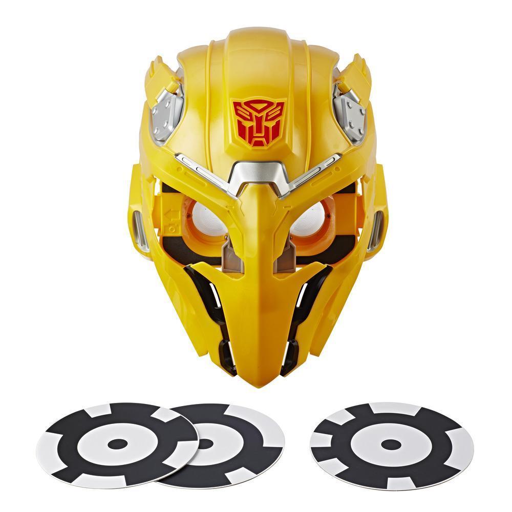 Transformers: Bumblebee - Máscara de Realidade Aumentada Bee Vision