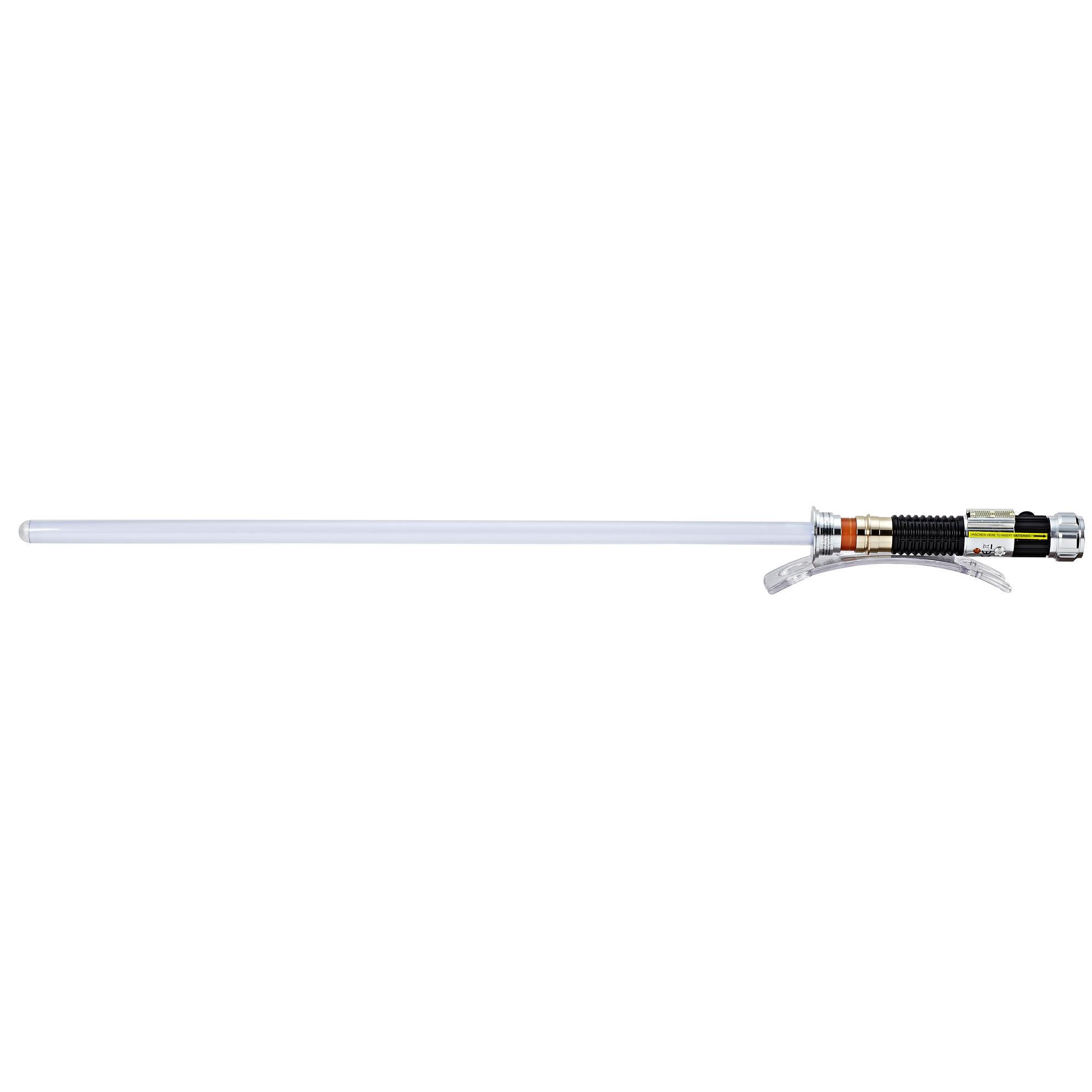 Star Wars Episódio IV The Black Series - Sabre de luz Force FX de Obi-Wan Kenobi