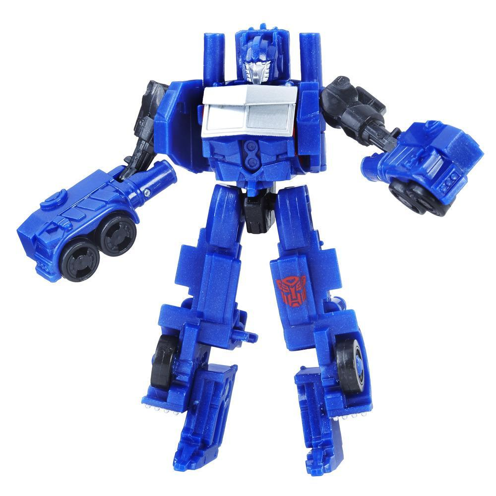 Figura Legion Class Autobot Optimus Prime Transformers: O Último Cavaleiro