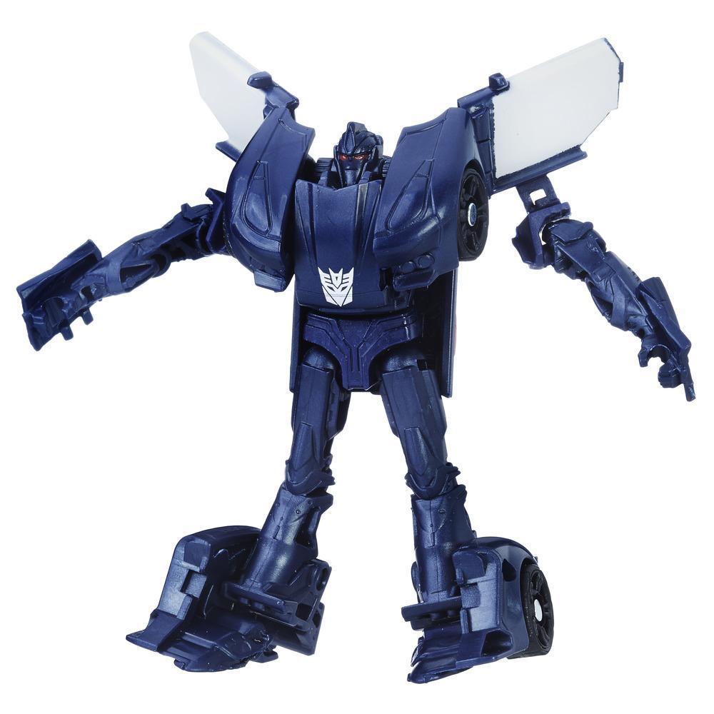Figura Legion Class Barricade Transformers: O Último Cavaleiro