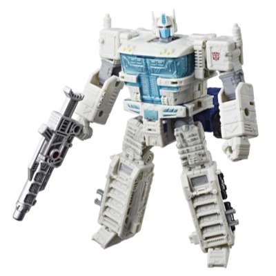 Transformers Generations War for Cybertron: Siege Classe Leader - Figura WFC-S13 Ultra Magnus Product