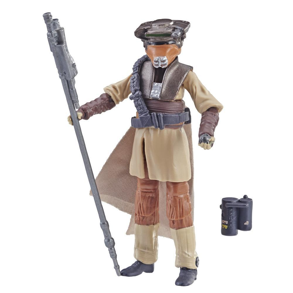 Star Wars The Vintage Collection - Figura de Princesa Leia Organa (Boushh) de 9,5 cm