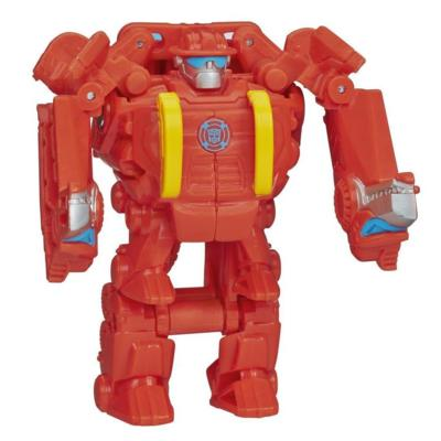 Playskool Transformers Rescue Bots - Figura Heatwave o Dinobot de Resgate