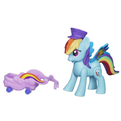 My Little Pony Zoom 'n Go - Rainbow Dash