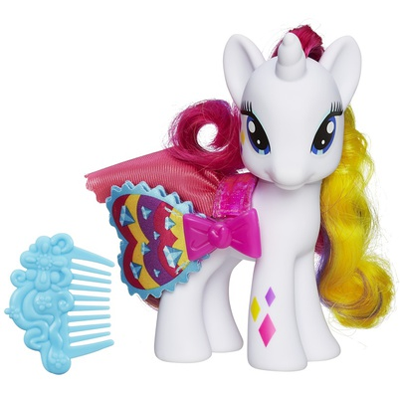 FIGURA MLP ESTILO FASHION - RARITY