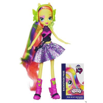 My Little Pony Equestria Girls - Boneca Fluttershy