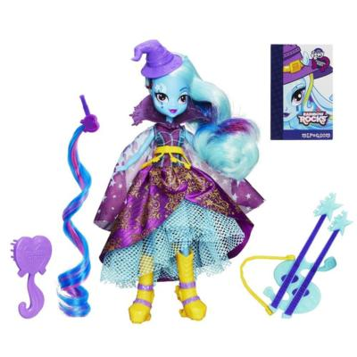 BONECA MLP EQUESTRIA GIRL FASHION