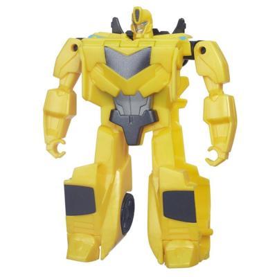 Transformers: Robôs Disfarçados Bumblebee Conversível em 1 Etapa