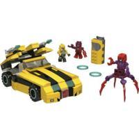 Brinq Const KRE-O Transformersnsformers Bumblebee Demolidor