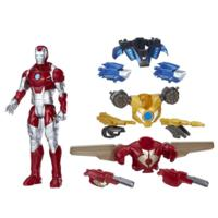 Marvel Titan Hero Series - Kit de Combate Iron Man
