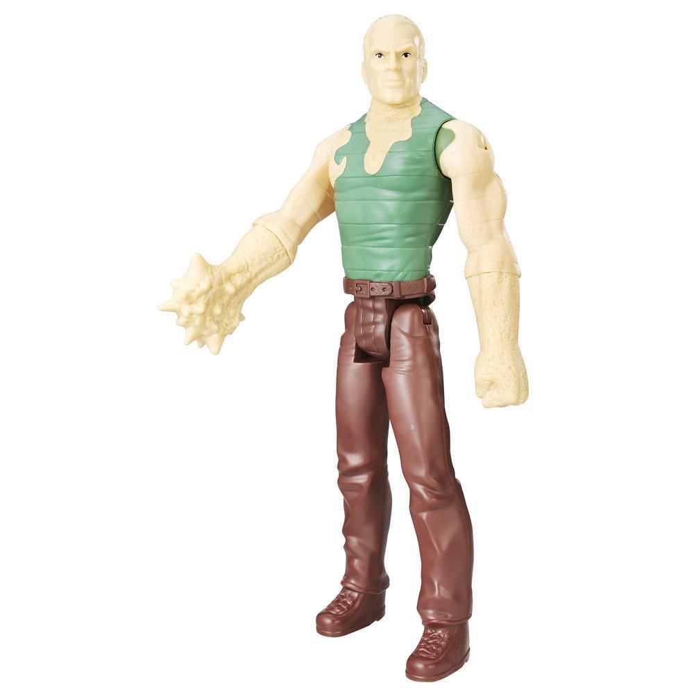 Boneco Spiderman Titan Hero Homem De Areia