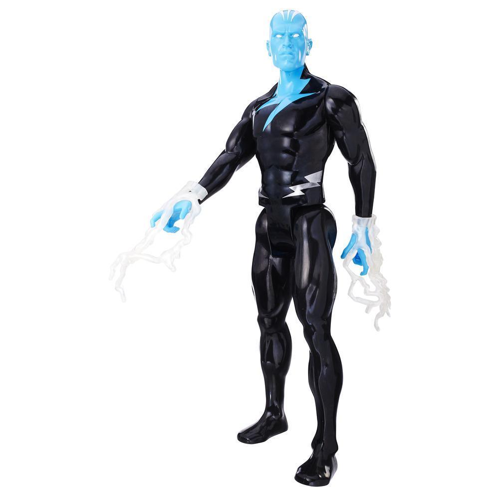 Boneco Spiderman Titan Hero Electro