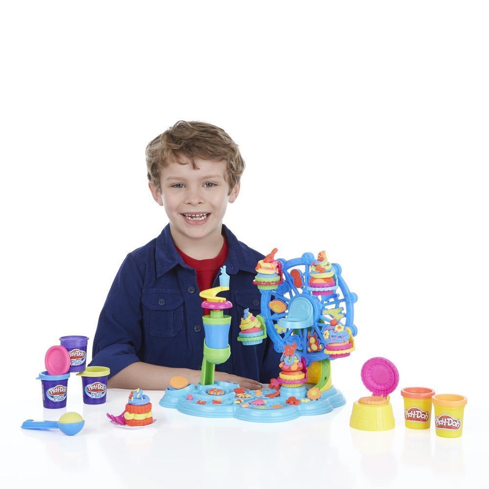 Play-Doh - Playset Roda Gigante Cupcake