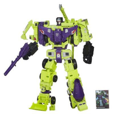 Figura Transformers Generations Devastator