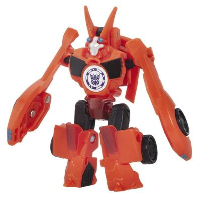 Transformers Robots in Disguise Classe Legião - Bisk