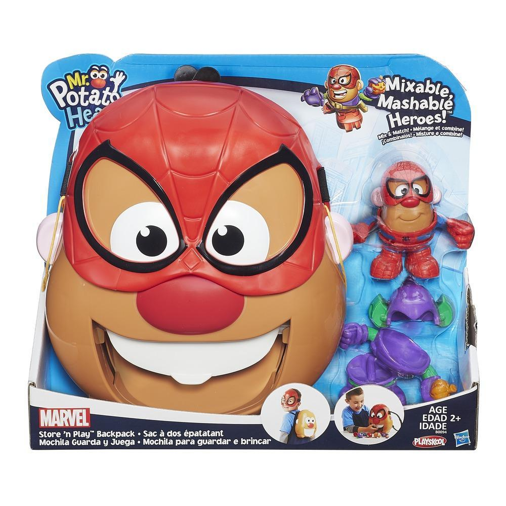 Figura Mr. Potato Head MashUps Spider Man