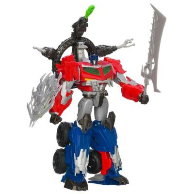 Figura Transformers Prime Beast Hunters Ultimate Class Beast Hunter Optimus Prime