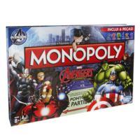 Jogo Monopoly dos Vingadores
