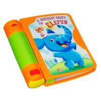 Brinquedo Playskool Livrinho Elefun & Friends