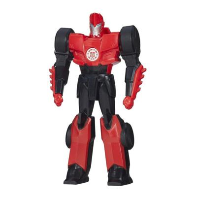 Transformers Robots in Disguise Titan Guardians - Figura Sideswipe