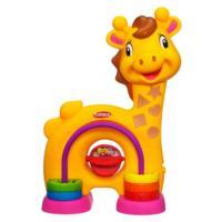 Brinquedo Playskool Girafa de Contas