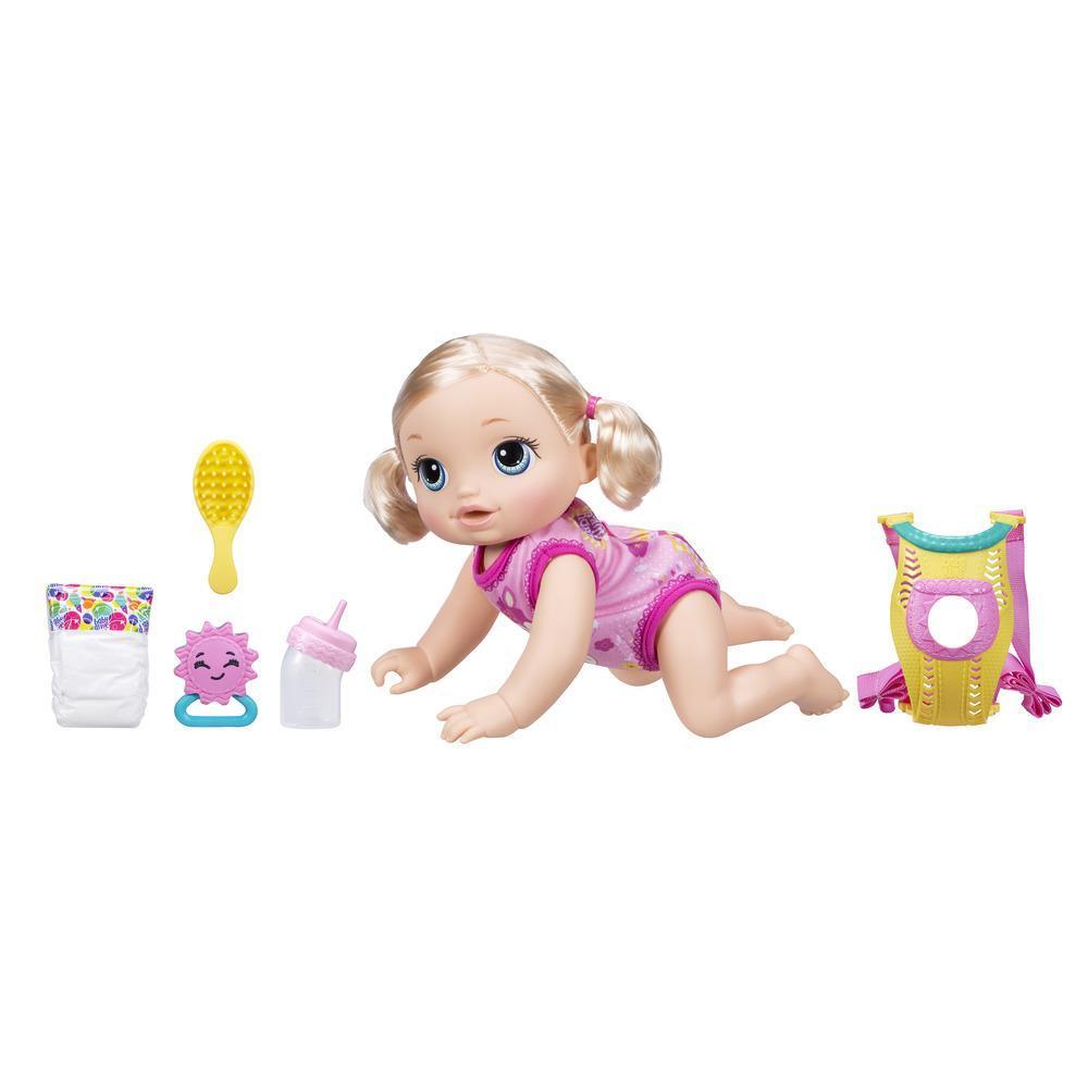 Baby Alive Hora Do Passeio Loira