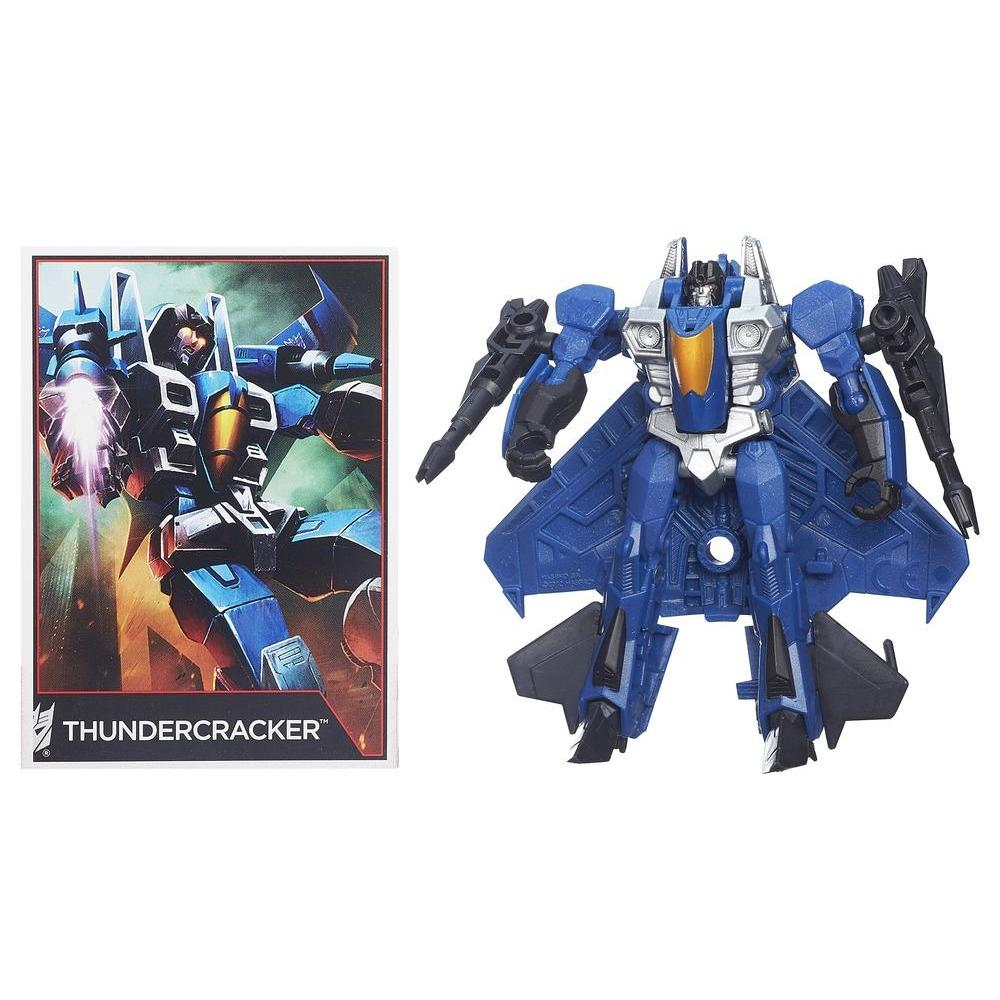 BRINQUEDO FIGURA TRF GEN LEGENDS THUNDERCRACKER