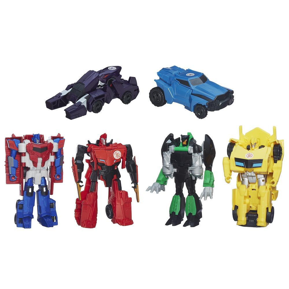 Transformers RID One Step Collection Pack