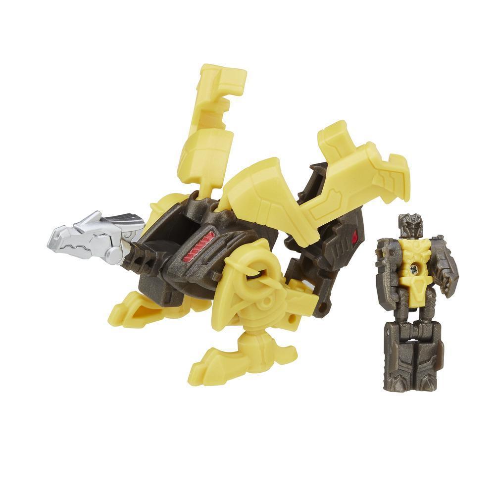 Transformers Generations Titans Return Titan Master Clobber