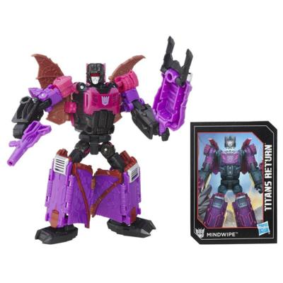 Transformers Generations Titans Return Mestre Titã Vorath e Mindwipe