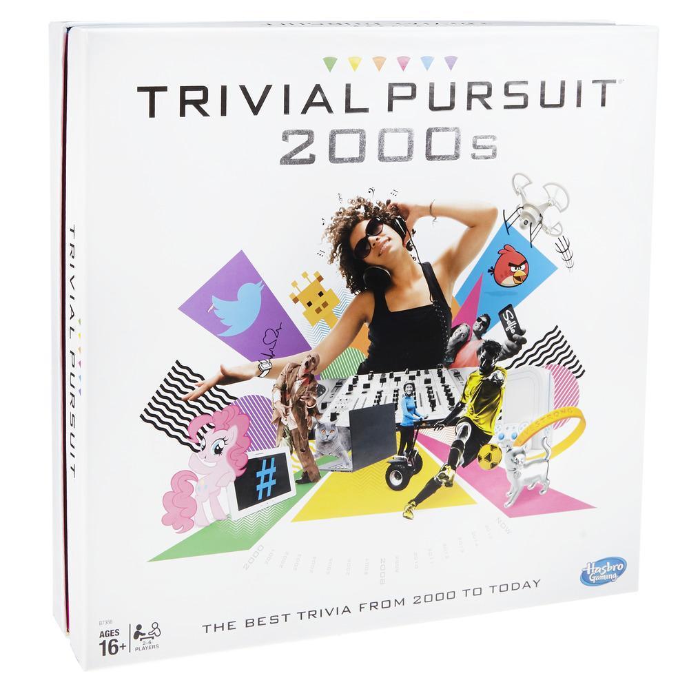 Jogo Trivial Pursuit: Edição Anos 2000