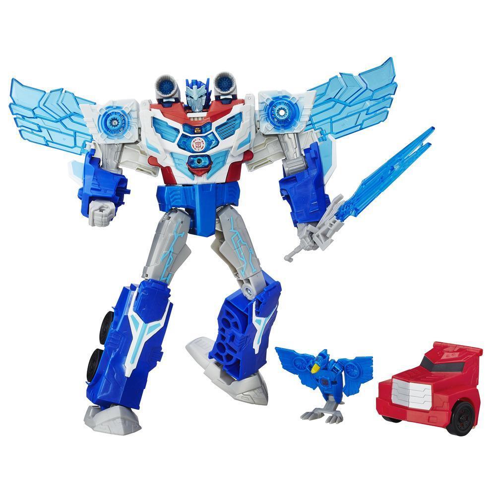 BQ Figura Transformers Power Surge OP