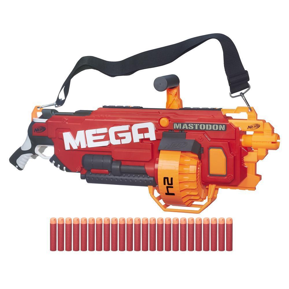 Blaster N-Strike MEGA Mastodon do Nerf
