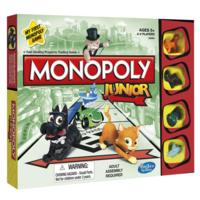Jogo Monopoly Júnior
