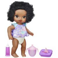 Baby Alive Fraldinha Mágica - Negra