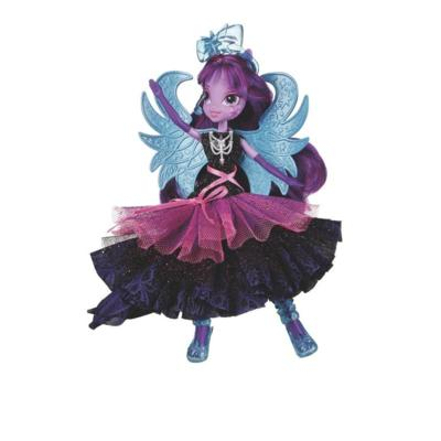 BONECA MLP EQUESTRIA GIRLS ESTILOSA - TWILIGHT SPARKLE