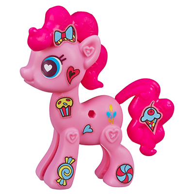 My Little Pony Pop - Kit Básico Pinkie Pie