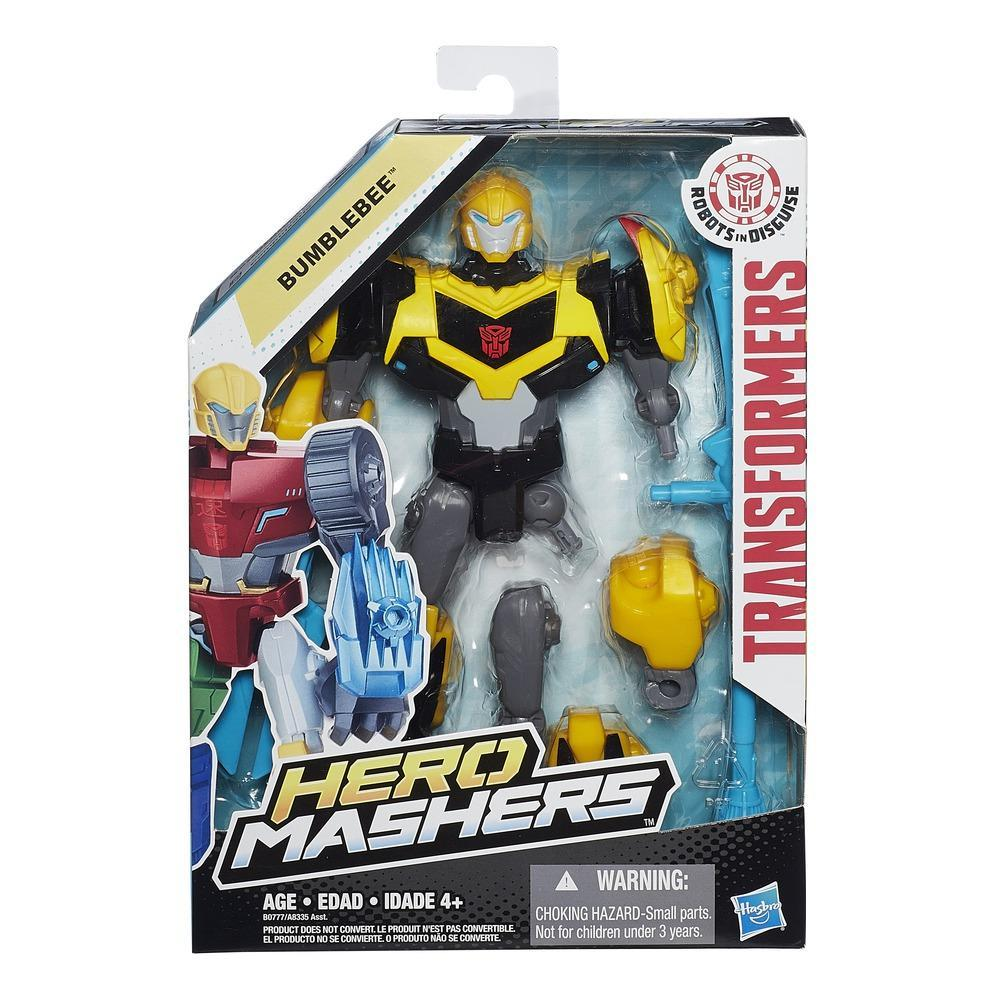 Hero Mashers Transformers Robots in Disguise - Figura Bumblebee