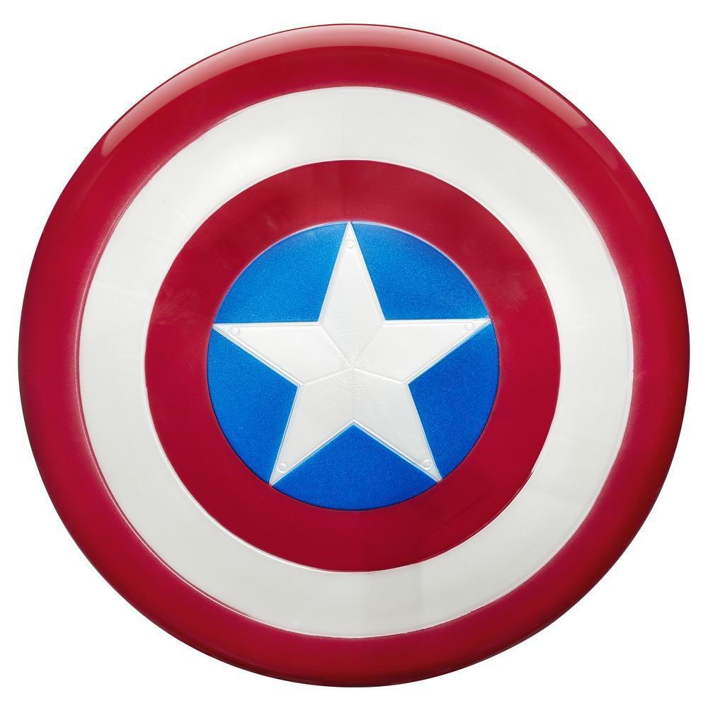 Escudo Voador Vingadores Capitão América