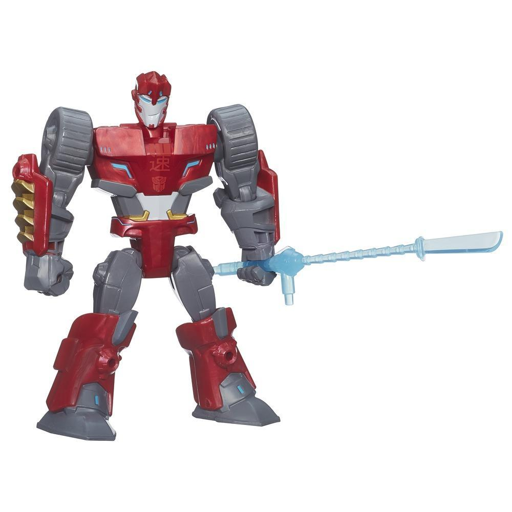 Hero Mashers Transformers Robots in Disguise - Figura Sideswipe