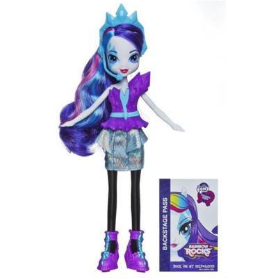 My Little Pony Equestria Girls Rainbow Rocks - Boneca Rarity