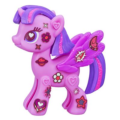 My Little Pony Pop - Kit Básico Princesa Twilight Sparkle