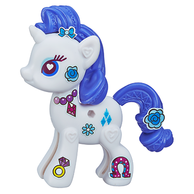 My Little Pony Pop - Kit Básico Rarity