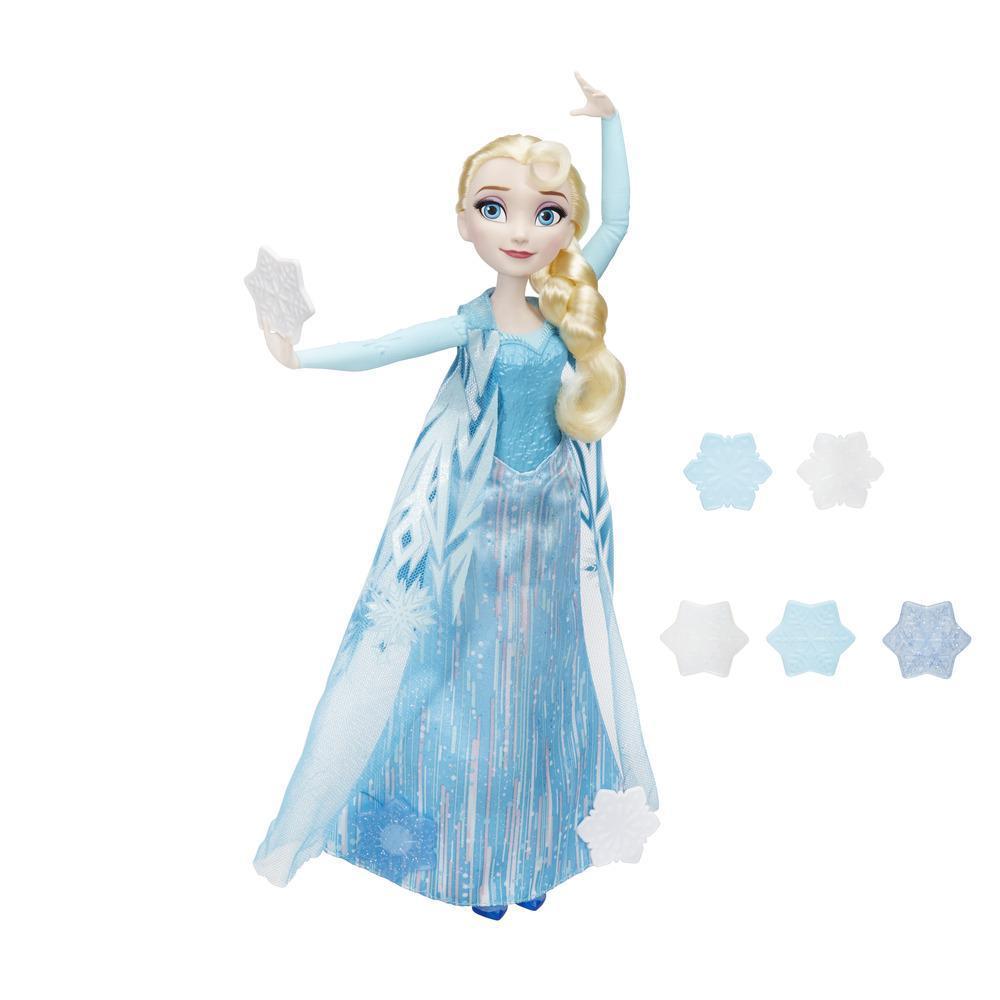 Disney - Frozen - Elsa Magia da Neve