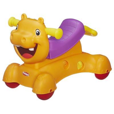 Brinquedo Playskool Andador do Hipopótamo
