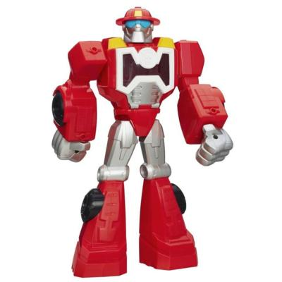 "Brinquedo Robô Transformers Rescue Bots 12"" Heatwave"