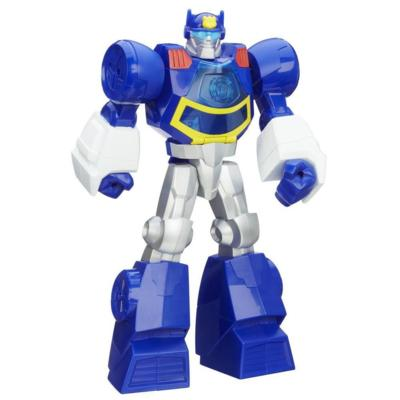 "Brinquedo Robô Transformers Rescue Bots 12"" Chase"